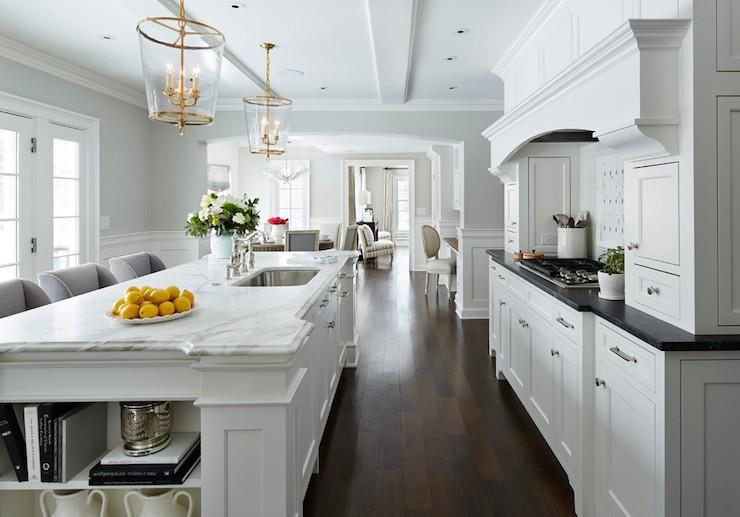Large Kitchen Hood Contemporary Kitchen Breeze Giannasio