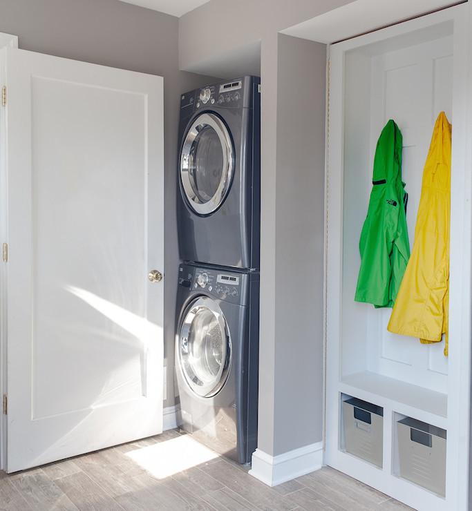 Laundry Mud Room Combo
