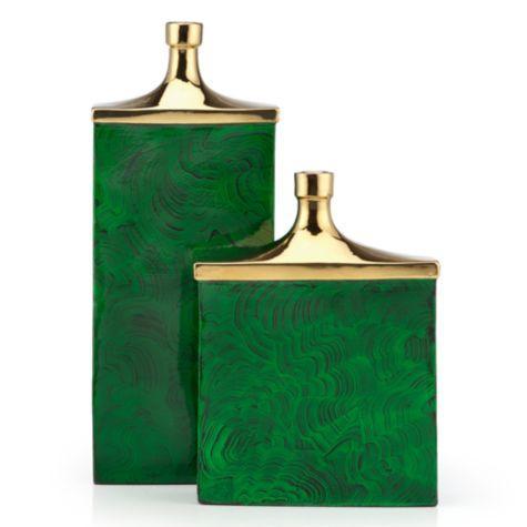 Morenci Green Vase