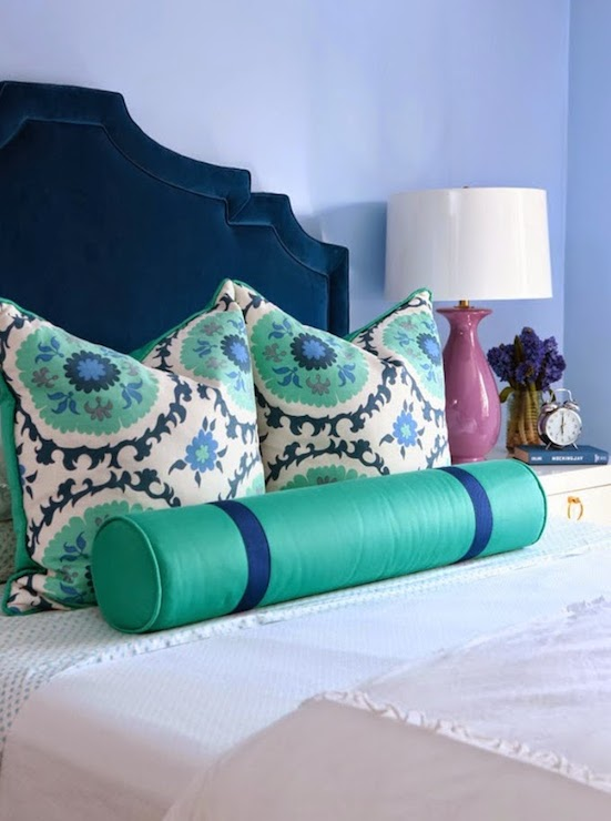 Teal Bedrooms Design Ideas