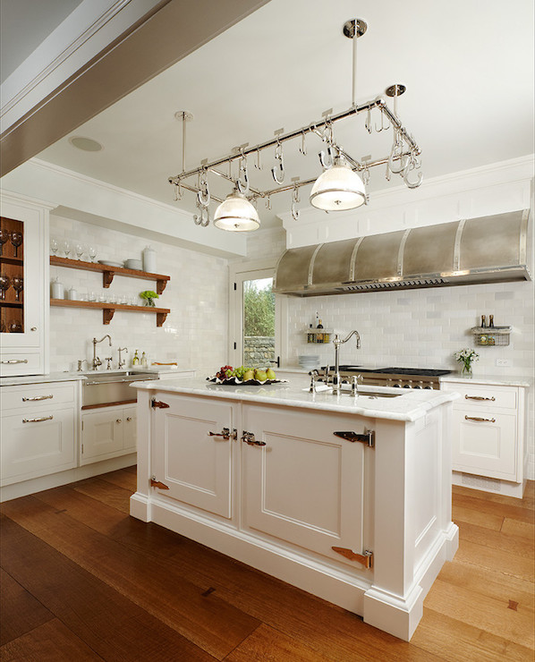 Transitional Style What It Is And How To Capture It: Long Kitchen Hood