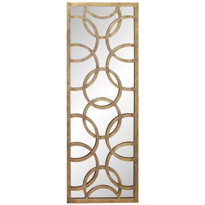Infinity Gold Wall Panel