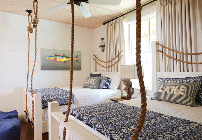 Nautical Bed Cottage Boy S Room Birmingham Home And