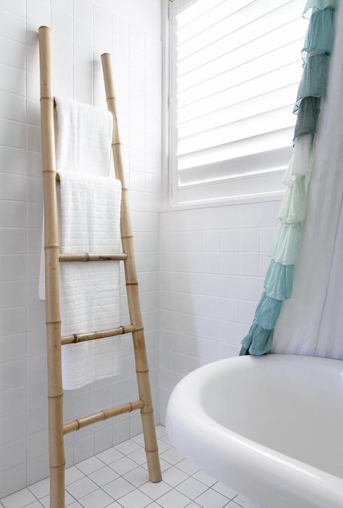 Bathroom Ladders Eclectic Bathroom The Hunted Interior