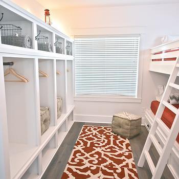 Bunk Room Ideas, Cottage, boy's room, Lollygag Beach House