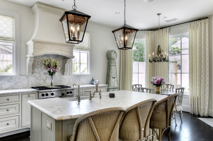 French Kitchens french kitchens - french - kitchen - brooke mcguyer interiors