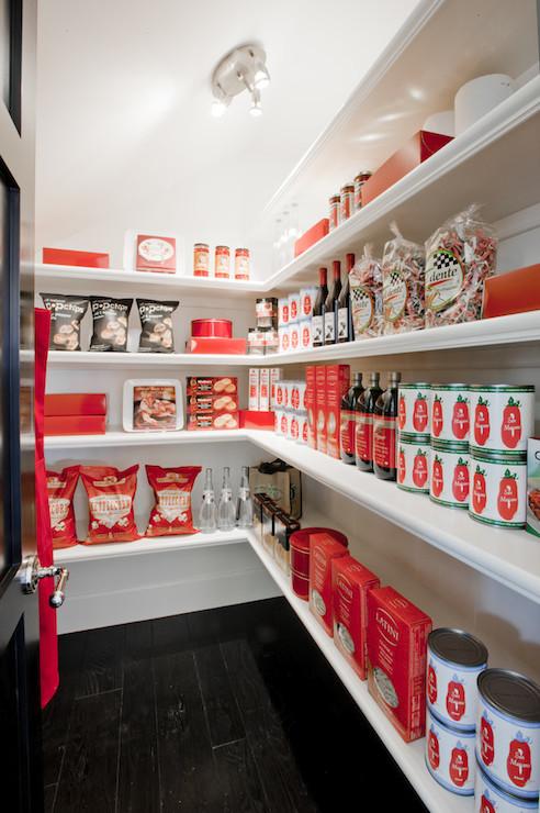 Walk in pantry design ideas for Modern walk in pantry