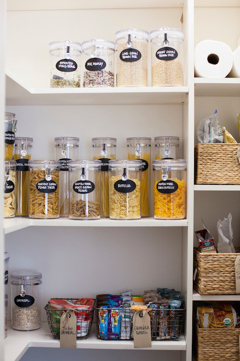Food Storage Ideas - Traditional - kitchen - Neat Method