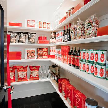 pantry shelving - Walk In Pantry Design Ideas