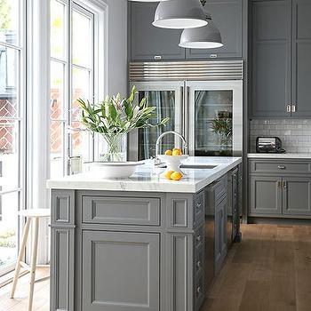 Light grey shaker kitchen cabinets design ideas grey kitchens workwithnaturefo