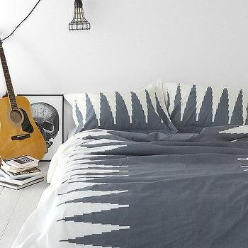 Magical Thinking Lightning Duvet Cover I Urban Outfitters