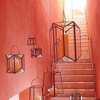 Geo Glow Lantern I anthropologie.com