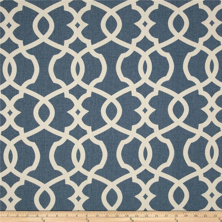 Slick Outdoor Navy Fabric Calico Corners