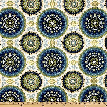 Richloom Indoor/Outdoor Bindis Summer I Fabric.com