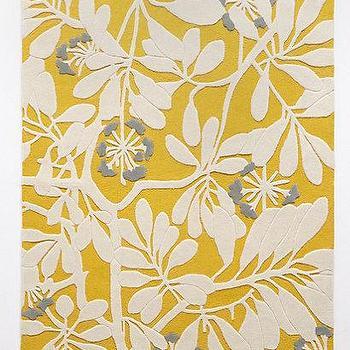 Flora Tufted Rug I anthropologie.com