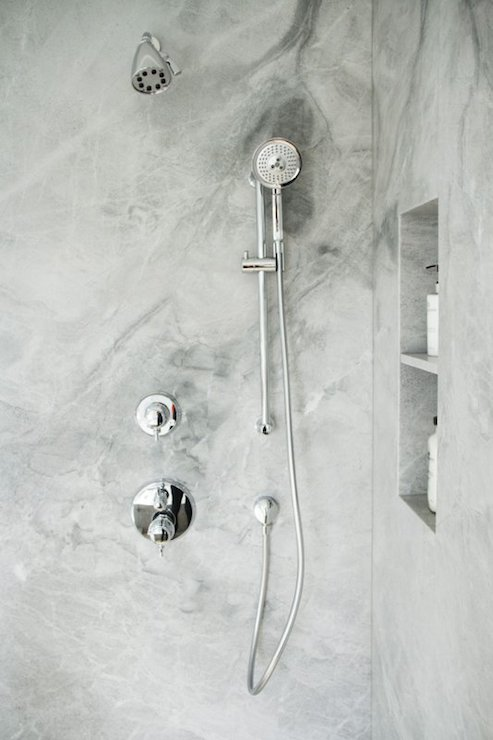 Marble Shower Surround Design Ideas