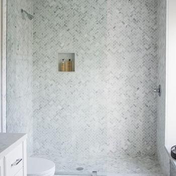 Herringbone Tiled Floors Design Ideas