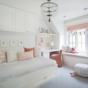 Kids Daybed, Transitional, girl's room, Terris Lightfoot