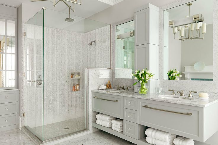 Light Grey Bathroom