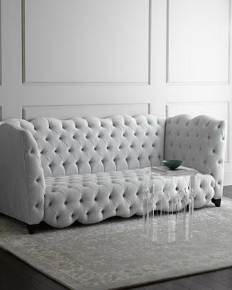 Haute House Arabella Grey Sofa