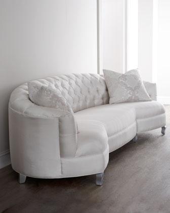 Haute House Kate Cream Sofa