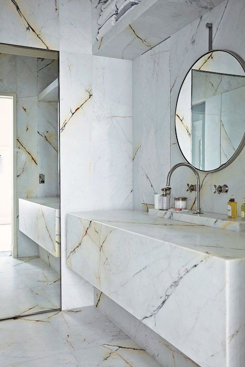 Relatively Bathroom Mirror Suspended From Ceiling Design Ideas XX05