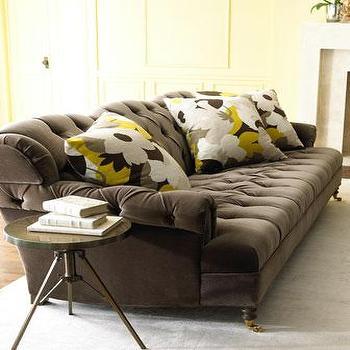 lakewood tufted sofa. Black Bedroom Furniture Sets. Home Design Ideas