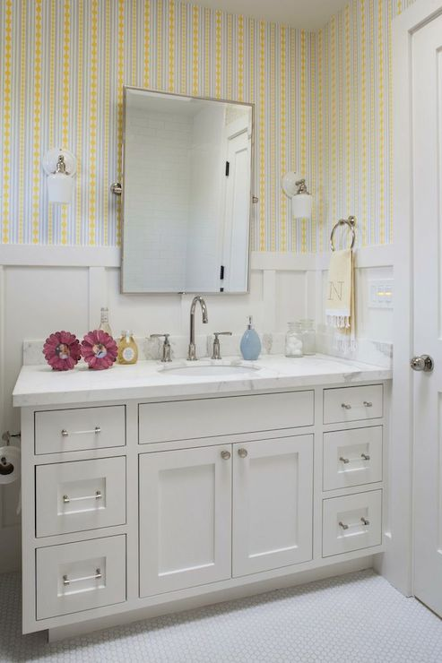 Bathroom Board And Batten Design Ideas