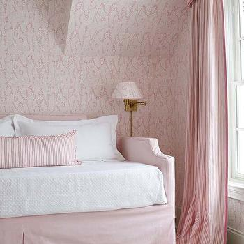 Pink Daybed, Transitional, girl's room, Atlanta Homes & Lifestyles