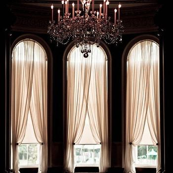 Window Treatments For Arched Windows Home Decor