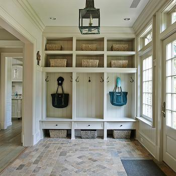 Mudroom Locker Cabinets Design Ideas