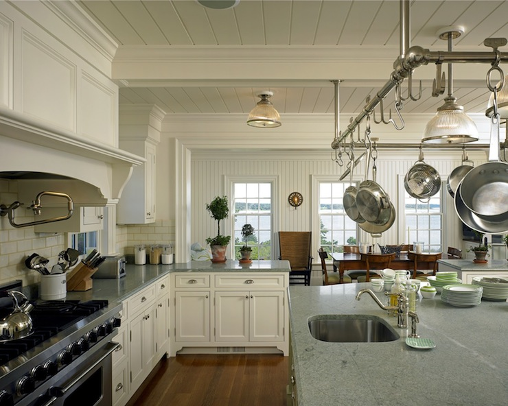 Somethings Gotta Give Kitchen - Cottage - kitchen - Arden ...