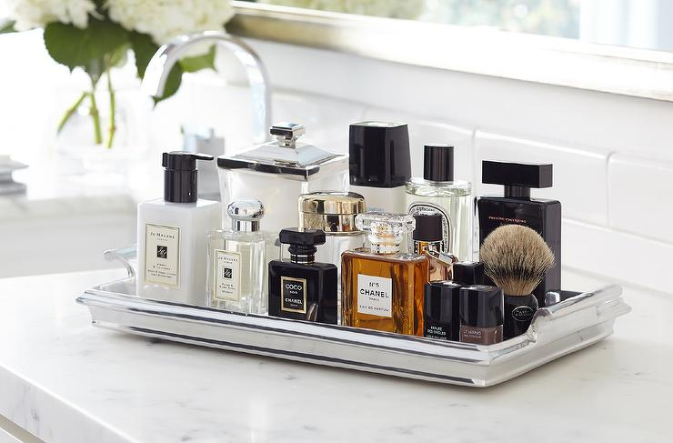 Fragrance Tray Traditional Bathroom Benjamin Moore