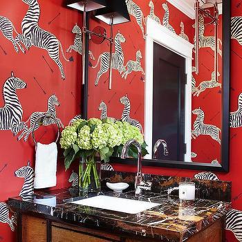 Marvelous Scalamandre Wallpaper