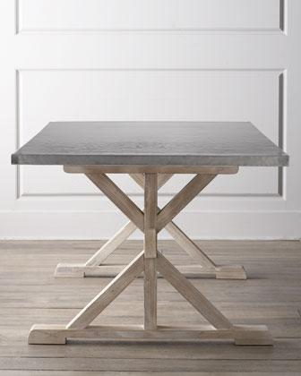 Z Gallerie Montecito Dining Table