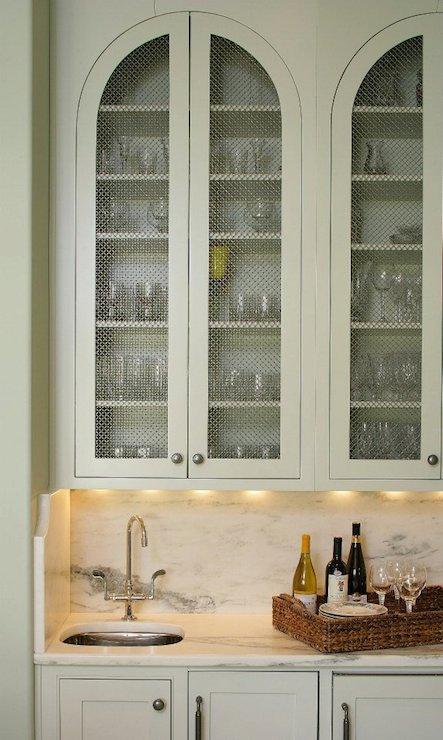 Ordinaire Chicken Wire Cabinet Doors