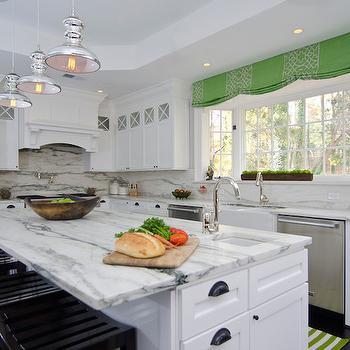 Mercury Glass Pendants, Transitional, kitchen, CASE Design