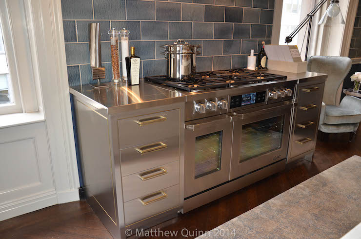 Stainless Steel Range Design Ideas