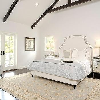 Vaulted Bedroom Ceiling, Transitional, bedroom, Core Development Group