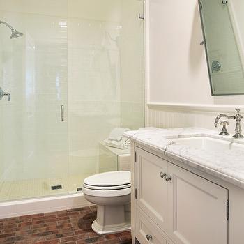 Extra wide black vanity contemporary bathroom jeff for Jeff lewis bathroom design ideas