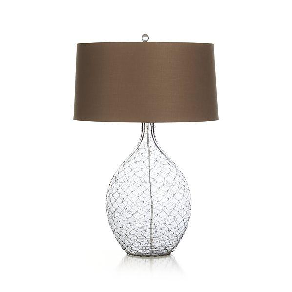 Brown table lamp gramercy brown table lamp greentooth Gallery