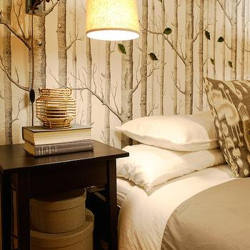 Woodland Wallpaper Design Ideas