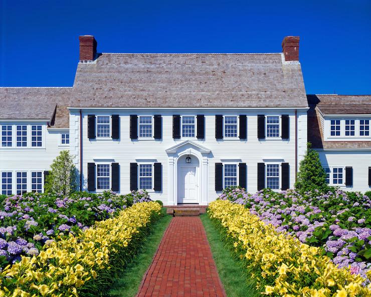 Colonial Home Traditional Home Exterior Polhemus