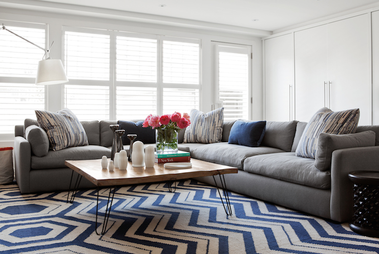 Blue Rug Design Ideas