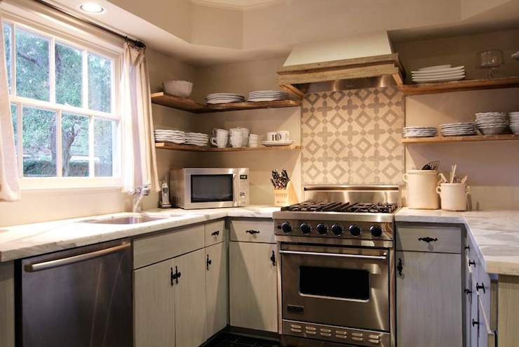 Gray Wash Cabinets Design Ideas