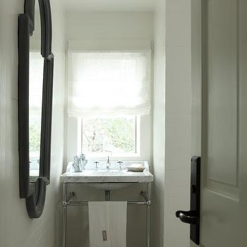 Vanity Under Window Design Ideas