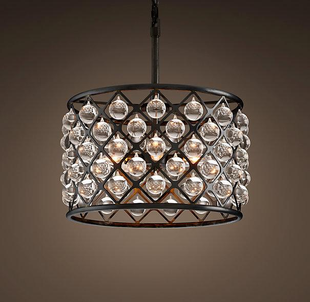 Spencer clear small chandelier small aloadofball Gallery