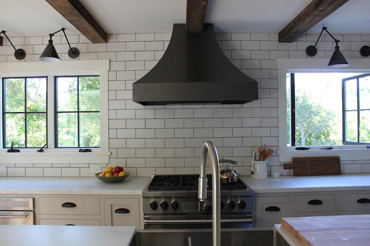Custom Kitchen Hoods - Cottage - kitchen - FarmHouseUrban