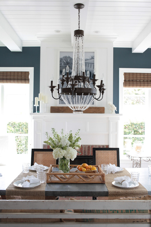 beadboard in dining room | Dining Room Beadboard Design Ideas