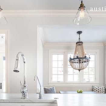 Dining Nook Ideas, Transitional, kitchen, Austin Bean Design Studio